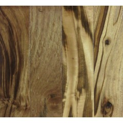 Tigerwood Natural 3-1/4'' Rustic