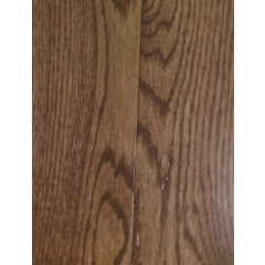 Canadian Red Oak- Brown Sugar 4''
